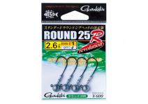 Gamakatsu Round 25R #1/0