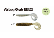 Fish Arrow AirBag Grub 4.6''