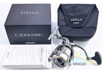 Shimano 18 Stella C3000MHG
