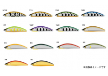 Ito Craft Emishi Minnow 50S Type-II  #YTS