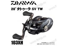 Daiwa 20 Tatula SV TW 103XH