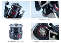 Daiwa 20 GEKKABIJIN X LT1000S-P