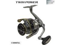 Shimano 15 Twin Power C3000XG