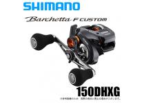 Shimano 20 Barchetta F custom 150DHXG