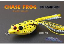 UMAWORM CHASE Frog Yellow TG