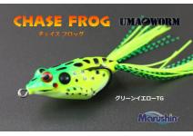 UMAWORM CHASE Frog Green Yellow TG