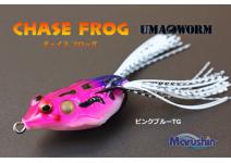 UMAWORM CHASE Frog Pink Blue TG