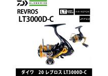 Daiwa 20 Revros LT3000D-C