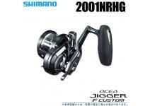 Shimano 19 Ocea Jigger  F CUSTOM 2001NRHG