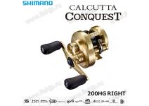 SHIMANO 21 Calcutta Conquest 200HG
