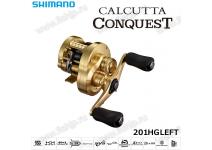 SHIMANO 21 Calcutta Conquest