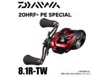 Daiwa 20 HRF PE Special 8.1R-TW