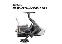 Daiwa 21 SURF BASIA 45 15PE