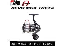 Abu Garcia 20 Revo MGX THETA 3000SH