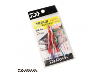 Daiwa Crusader Change Hook Single #2 Red Line