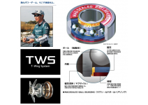 Daiwa 18 Zillion TW HD 1520-CC