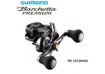 Shimano 19 Barchetta Premium 151DHXG left
