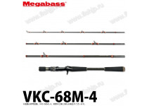 Megabass 21 Valkyrie World Expedition VKC-68M-4