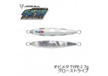 Jackall Chibimeta TYPE-1 Glow stripe