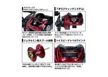 Daiwa 20 HRF PE Special 8.1L-TW