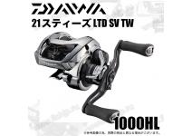 Daiwa 20  STEEZ LTD SV TW 1000HL