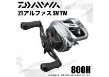 Daiwa 21  Alphas  SV TW  800H