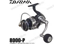 Daiwa 21 Certate SW 8000-P