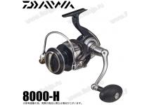 Daiwa 21 Certate SW 8000-H