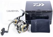 Daiwa 21 Luvias Airity LT 3000-XH