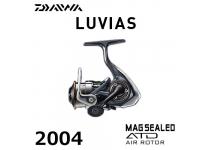 Daiwa 15 Luvias 2004