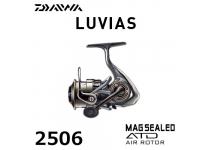 Daiwa 15 Luvias 2506