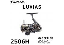 Daiwa 15 Luvias 2506H