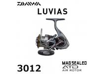 Daiwa 15 Luvias 3012