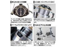 Daiwa 20 Luvias  LT3000-XH
