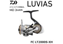 Daiwa 20 Luvias FC LT2000S-XH