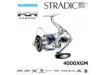 Shimano 15 Stradic 4000XGM