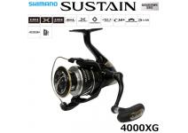 Shimano 17 Sustain 4000XG