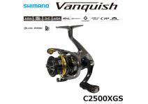 Shimano 16 Vanquish C2500XGS