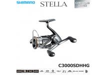Shimano 18 Stella C3000SDHHG