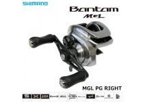Shimano 18  Bantam MGL PG RIGHT