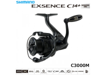 Shimano 18 Exsence CI4+ C3000M