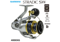 Shimano 18 Stradic SW 4000XG