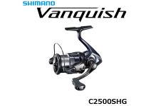 Shimano 19 Vanquish C2500SHG