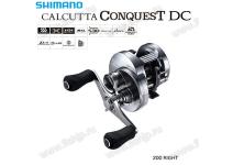 SHIMANO 19 Calcutta Conquest  DC 200
