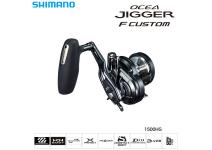 Shimano 19 Ocea Jigger  F CUSTOM 2000NRHG