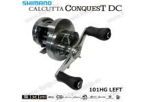 SHIMANO 20 Calcutta Conquest 101HG LEFT