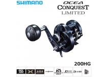 Shimano 20 Ocea Conquest LTD 200HG