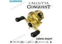 SHIMANO 21 Calcutta Conquest 100HG