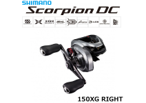 Shimano 21 Scorpion DC 150XG RIGHT