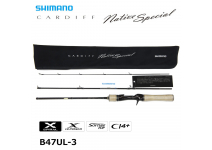 Shimano 20 Cardiff Native Special B47UL-3